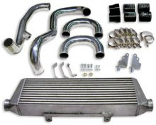 Exceladyne Street Intercooler Kit 2.0T 2010 - 2012 Genesis Coupe