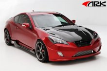 ARK S-FX Complete Body Kit, 5pcs 2010 - 2012 Genesis Coupe