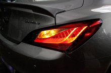 AUTO LAMP 3D LINE TAIL LIGHTS GENESIS COUPE 2010 - 2012