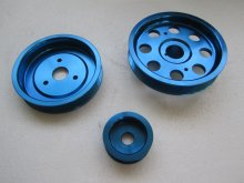 RMX Lightweight Pulley Set Genesis Coupe 2.0T 2010 - 2014
