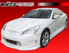 Vis Racing AMS GT Side Skirts Genesis Coupe 2010 - 2013