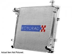 Genesis Coupe 2.0T Koyo Radiator - MT 2010 - 2012