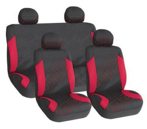 MOMO Seat Covers RED