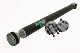 Driveshaft Shop 3.25'' Carbon Fiber CV Driveshaft 2010 -2012 Genesis Coupe 3.8 V6 6-Speed