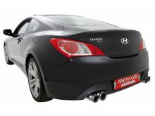 Remus SportExhaust Catback Exhaust System 3.8 Genesis Coupe 2010 - 2016