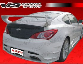 Genesis Coupe VIS RACING FX REAR Bumper 2010 - 2015