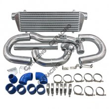 CX Racing Street Version Intercooler Kit + BOV Genesis Coupe 2.0T Turbo 2010 - 2012