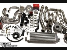 TurboKits.com Single Turbo Kit for 2010-2012 Genesis Coupe 3.8 V6