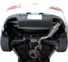 ISR Performance GT Single Exhaust 3.8 Genesis Coupe 2010 - 2016