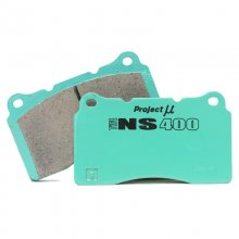 Project Mu NS400 Front Brembo Brake Pads Genesis Coupe