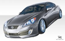 Extreme Dimensions Polyurethane K-Design Body Kit - 4 Piece 2010 - 2012 Genesis Coupe
