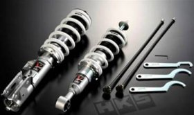 Genesis Coupe Coilovers HKS Hipermax V-Sport Coilovers 2010 - 2012