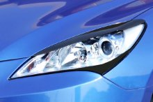 Charge speed Carbon Upper and Lower Eyelids 2010 - 2012 Genesis Coupe