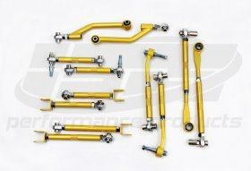 ISIS PERFORMANCE ADJUSTABLE SUSPENSION ARMS FOR GENESIS COUPE 2010 - 2014