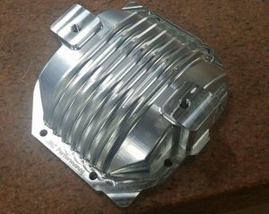 JRC PERFORMANCE DIFFERENTIAL COVER GENESIS COUPE 2.0T 3.8 2010 - 2016