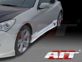 AIT Racing FX Style Side Skirts Genesis Coupe 2010 - 2012