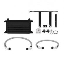 Mishimoto Black Oil Cooler Kit Hyundai Genesis Coupe 2.0T