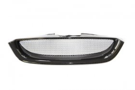 Genesis Coupe RMR Signature Edition Grill - Carbon Fiber 2010 - 2012