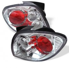 Hyundai Tiburon 00-02 Altezza Tail Lights - Chrome