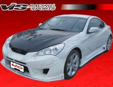 VIS GNX SIDE SKIRTS Genesis Coupe 2010 - 2016