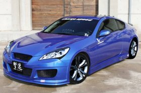 Genesis Coupe Chargespeed Bodykit 2010 - 2012