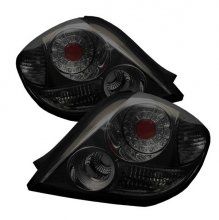 HYUNDAI TIBURON 03-05 LED TAIL LIGHTS - SMOKE