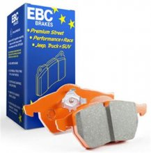EBC ORANGE FRONT Brake Pads for Brembo Model Genesis Coupe