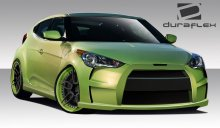 Extreme Dimensions Duraflex VG-R 4 Piece Body Kit Veloster 2012 - 2017