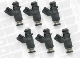 Genesis Coupe Deatschwerks 600cc Injectors for 3.8 V6 2010 - 2012