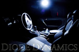 Diode Dynamics Stage 1 Interior LED Kit Genesis Coupe 2010 - 2015