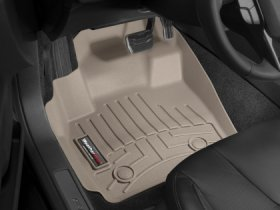 WeatherTech Front FloorLiner Kia Optima 2011+ -Tan