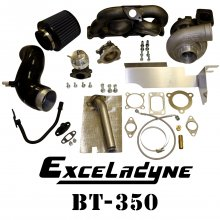 Exceladyne BT-350 Turbo Kit Genesis Coupe 2.0t 2010 - 2014