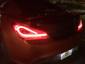 SuperLUX V3 LED Taillights Genesis Coupe 2010 - 2016
