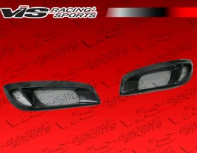 VIS Racing Fog Light Grill/Bezel Genesis Coupe 2010 - 2012