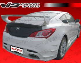 Vis Racing FX Rear Spoiler Genesis Coupe 2010 - 2013