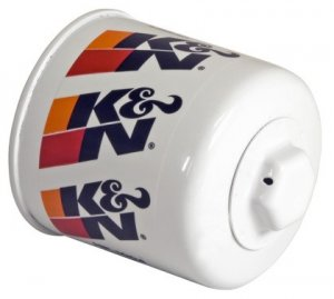 K&N Universal Performance Gold Oil Filter Kia Optima 2004+