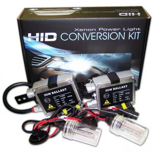 35w Xenon HID conversion AC kit for Hyundai Accent