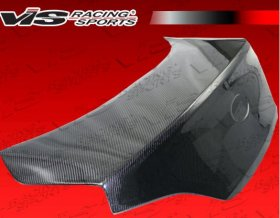 VIS Racing OEM CF Trunk Genesis Coupe 2010 - 2016