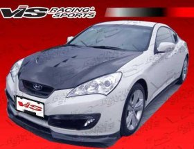 Genesis Coupe VIS CARBON FIBER PROLINE FULL LIP KIT 2010 - 2012