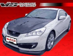 VIS CARBON FIBER PROLINE FULL LIP KIT Genesis Coupe 2010 - 2012