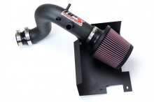 HPS Wrinkle Shortram Air Intake with Heat Shield Kia Optima 2011-2015 2.0L Turbo