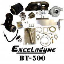 Exceladyne BT-500 Turbo Kit Genesis Coupe 2.0t 2010 - 2014