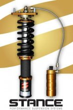 Genesis Coupe Stance GR+3Way Coilovers for 2010 - 2012