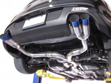 ISIS RACE CAT-BACK EXHAUST FOR 2.0T 2010 - 2014 Genesis Coupe