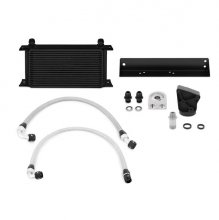 Mishimoto Black Oil Cooler Kit Genesis Coupe 3.8 V6 2010 - 2016