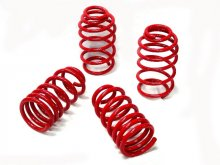 JDM Sport Lowering Springs 2010 - 2013+ Genesis Coupe - Red