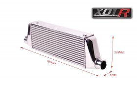 Hdi X01-R Intercooler Kit Genesis Coupe 2.0T 2010 - 2012