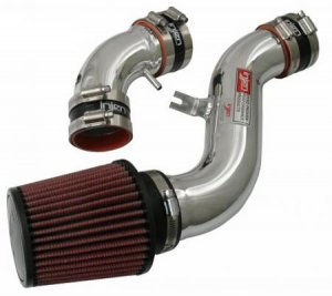 03-04 Tiburon V6 Injen Short Ram Air Intake system Polished