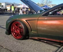 Sarona Design v2 Front Fenders Genesis Coupe 2010 - 2014