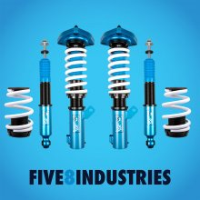 Five8 Industries Coilovers Genesis Coupe 2010